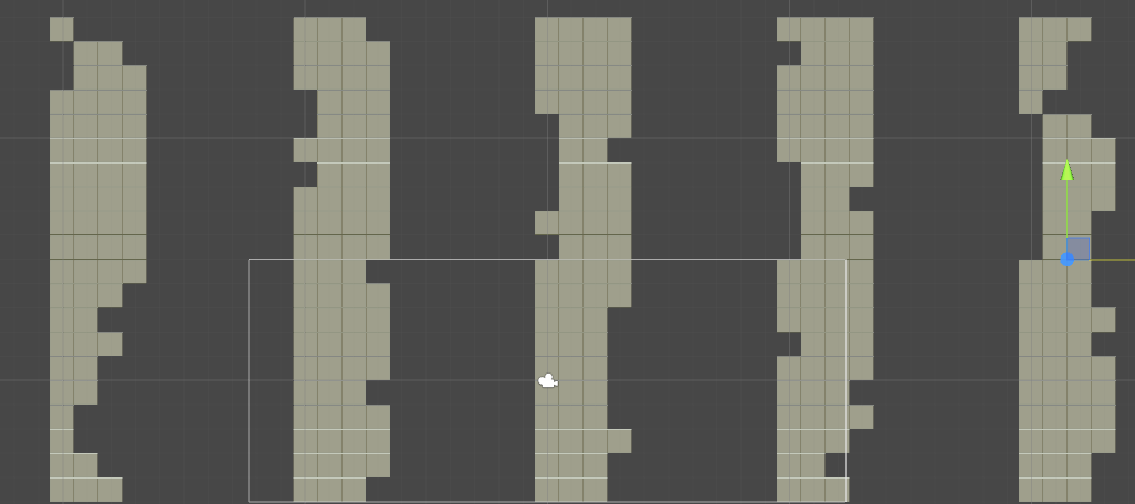 Random tile generator test